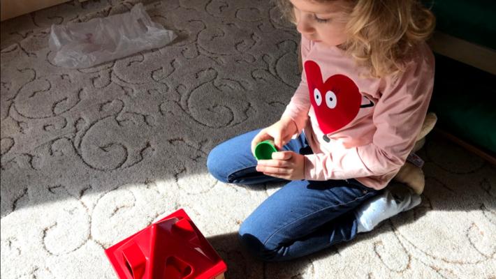 Сенсорное воспитание — основа умственного развития ребенка
